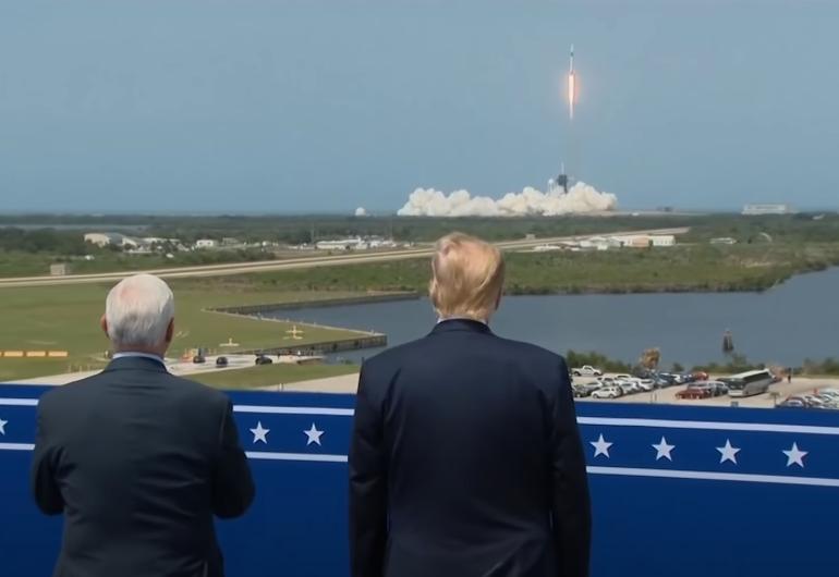 трамп и ракеты