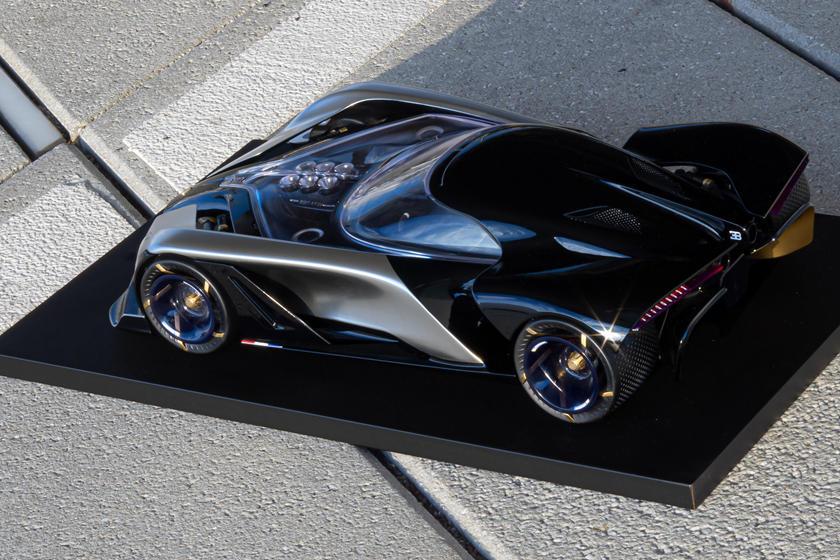 [fhfrnthbcnbrb Bugatti La Finale Concept