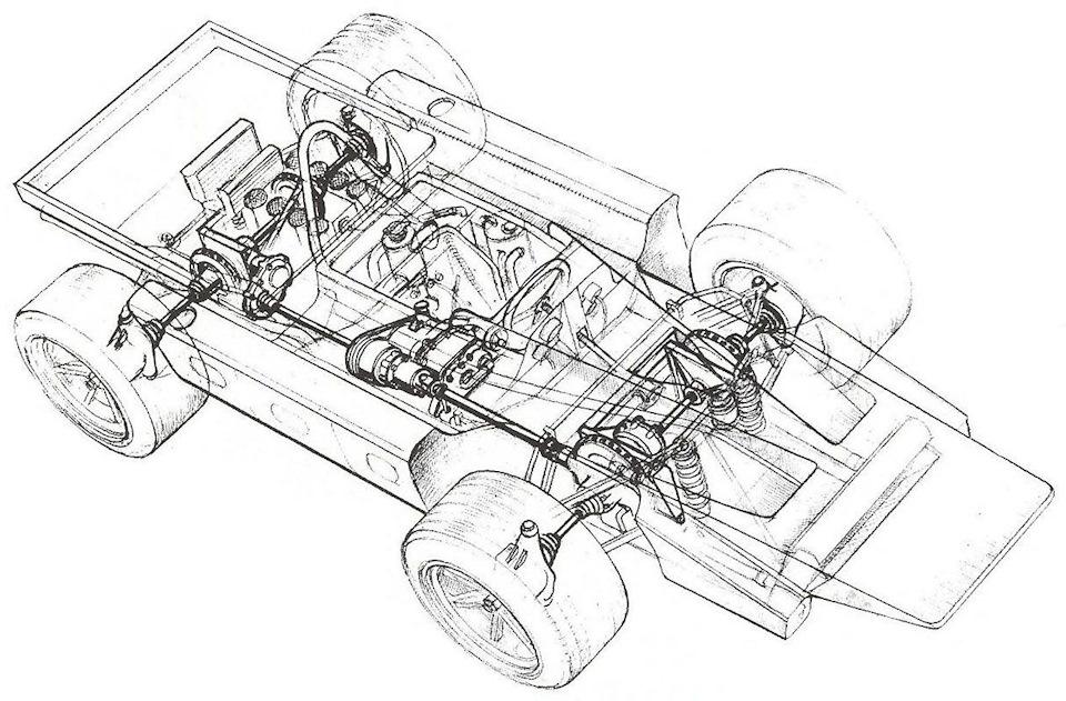 Cosworth 4WD