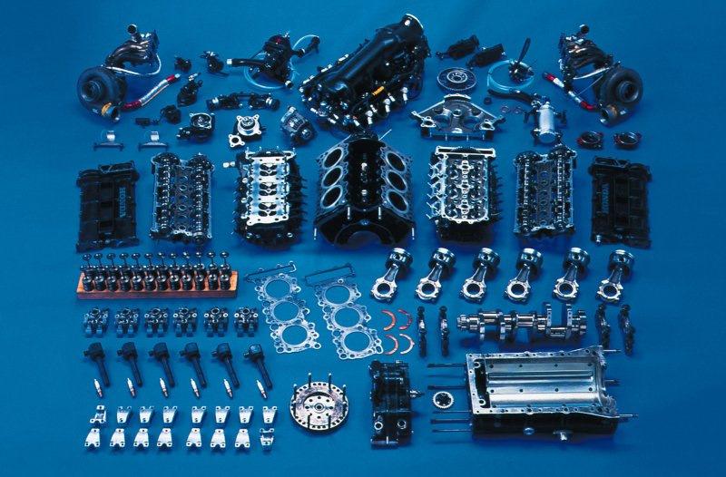 Honda RA166E-F (RA167E-G, RA168E)