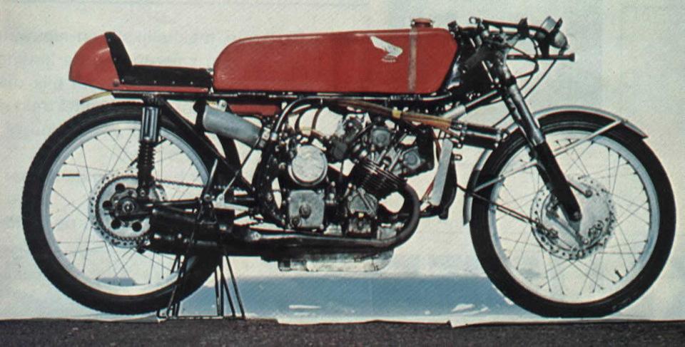 Honda RC148