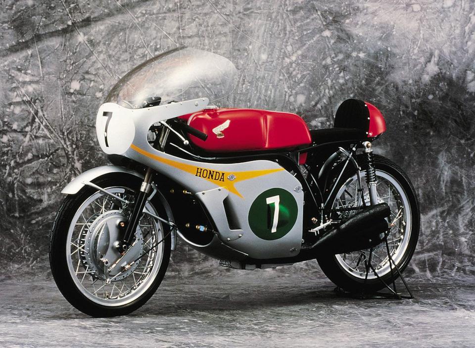 Honda «золотой эры» Гран-при