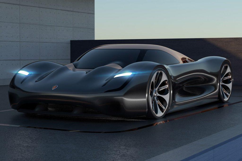 концепт Koenigsegg