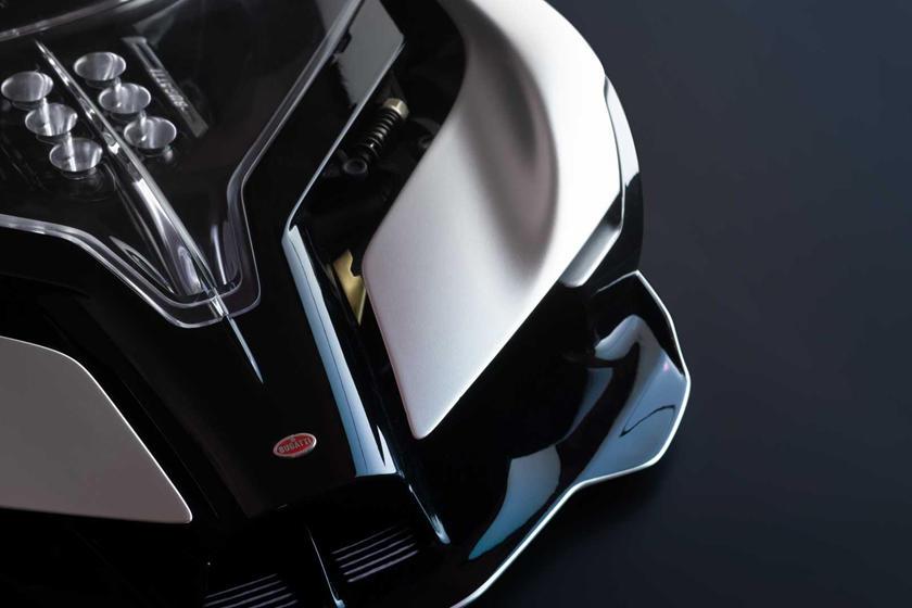 детали Bugatti La Finale Concept