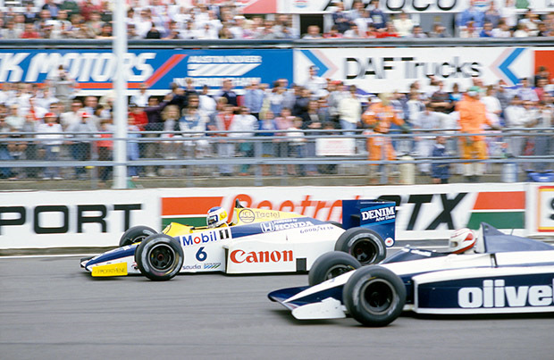 Williams-Honda FW10