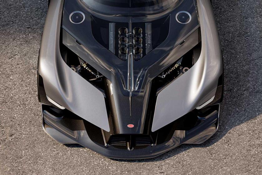 характеристики Bugatti La Finale Concept