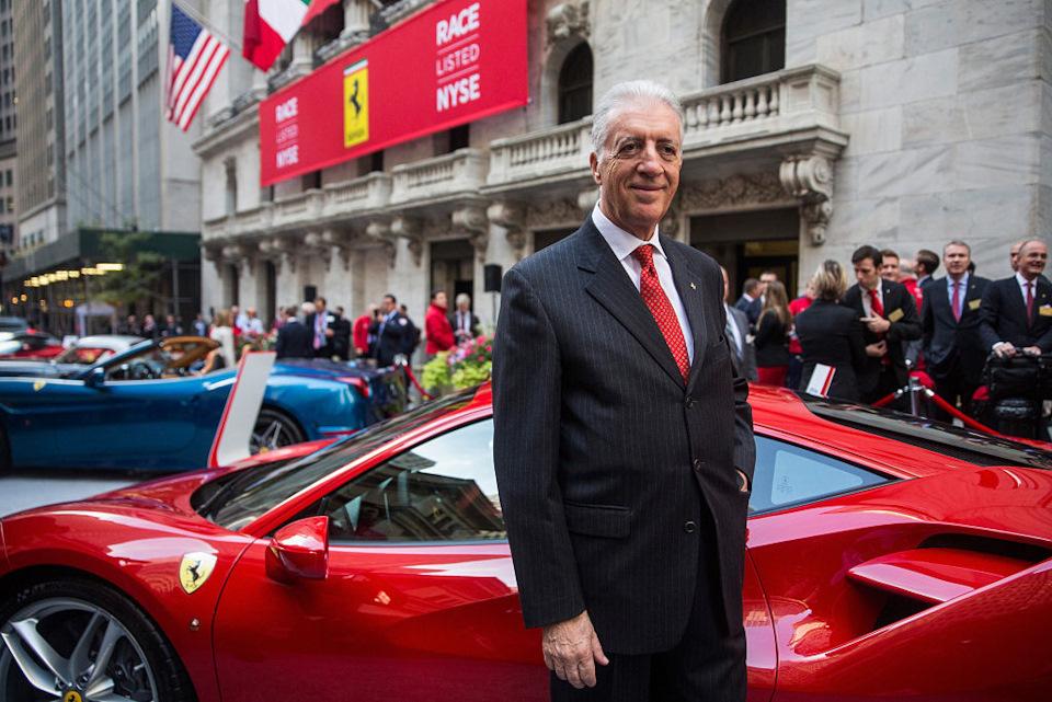 Интерес Ferrari