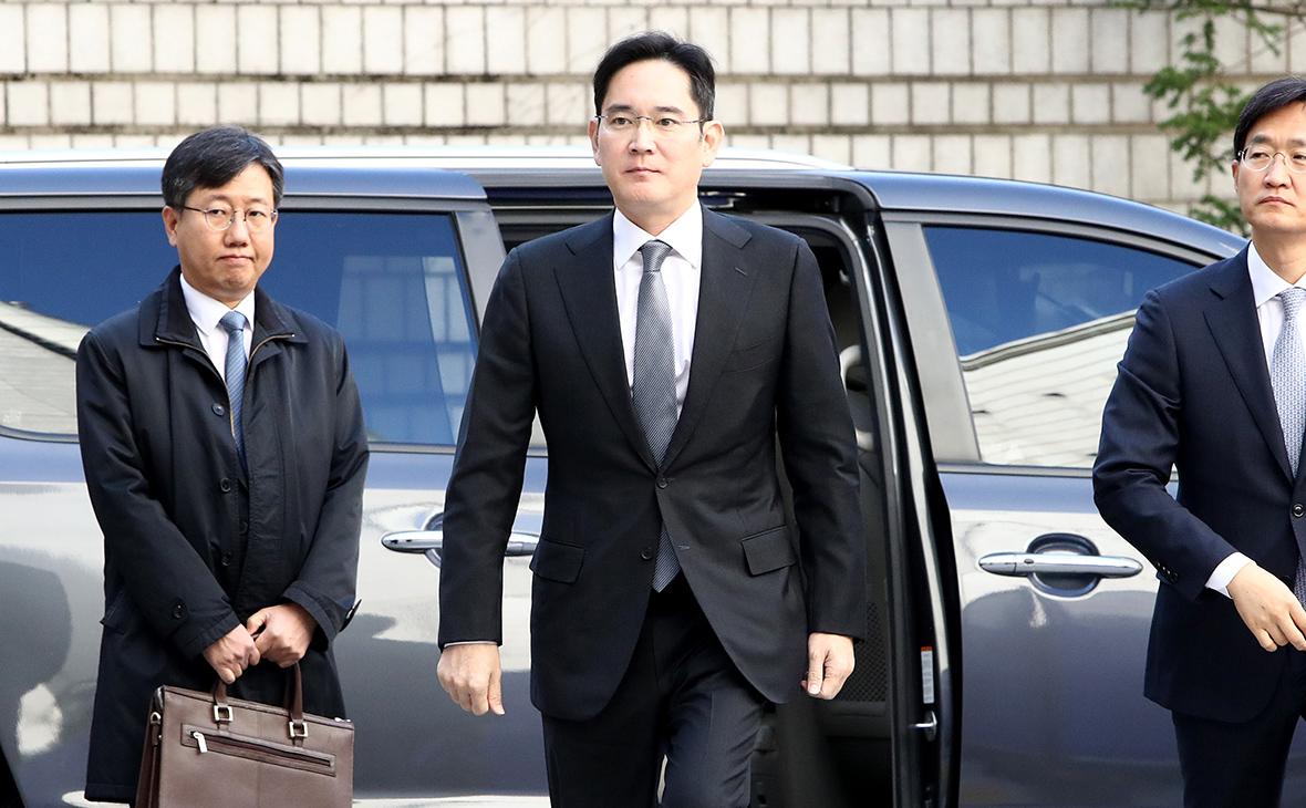 Ли-Чжэ-Ён самсунг