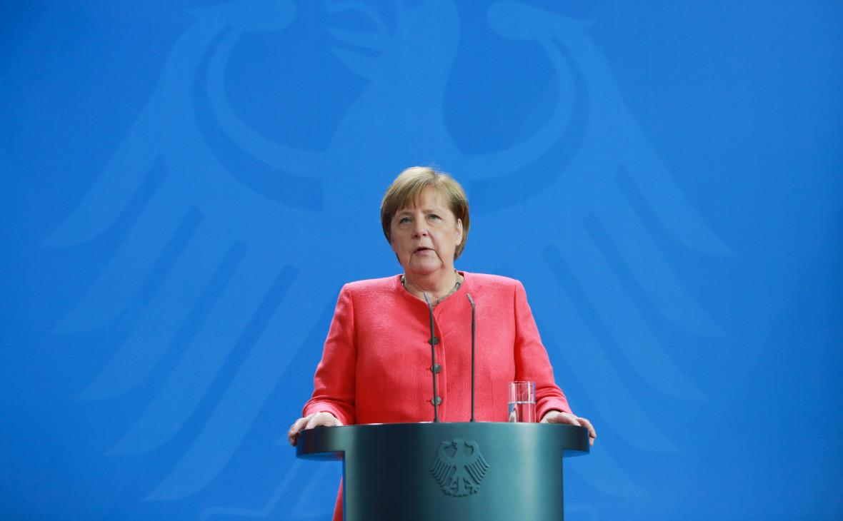 Меркель призывает
