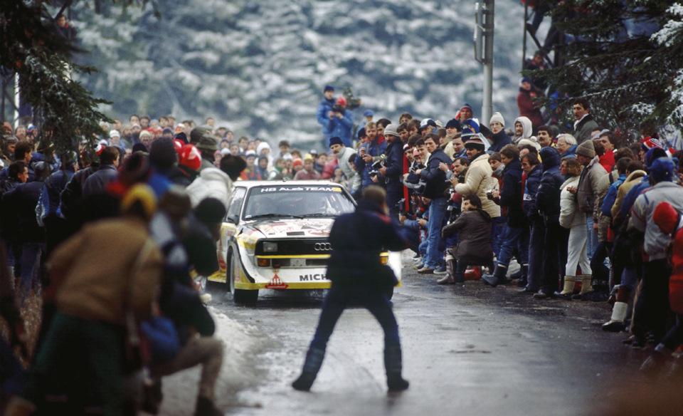 Роладнд Гумперт - отец Audi Quattro