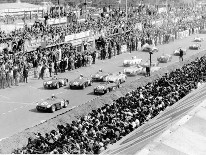 статьи о истории автоспорта