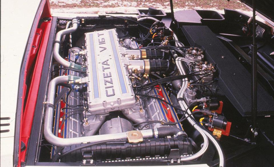 двигатель чизета