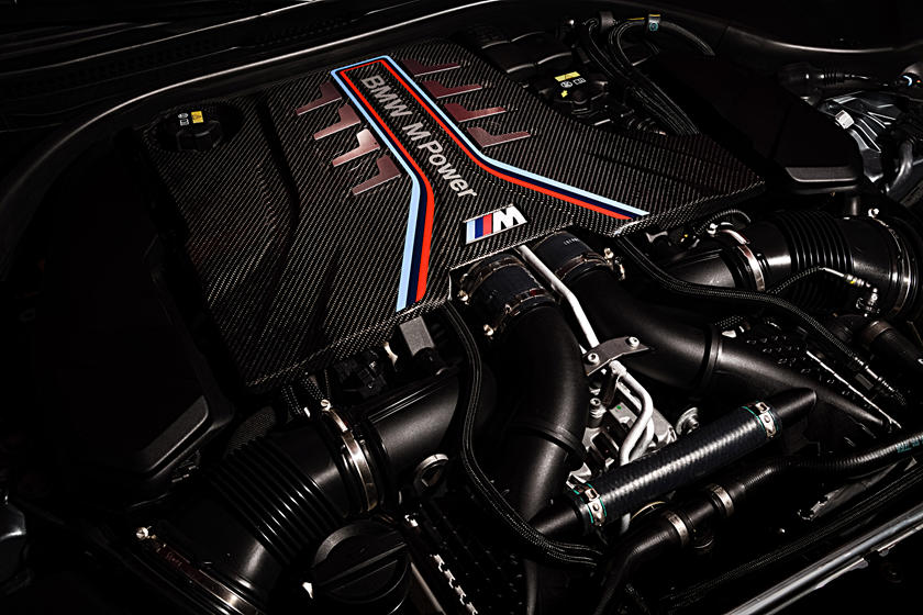 мотор BMW M5