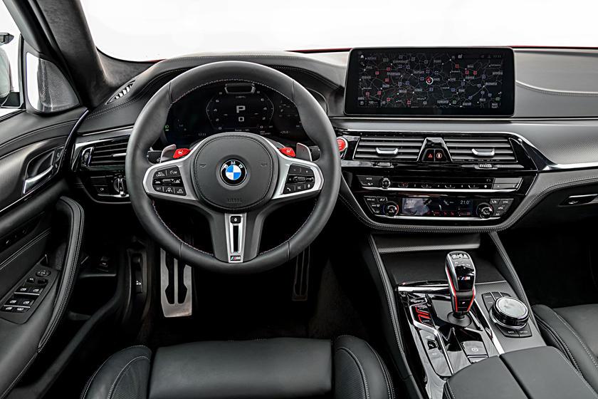 обзор BMW M5