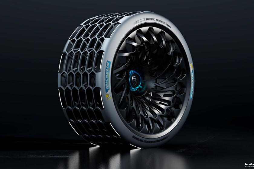 колесо будущего