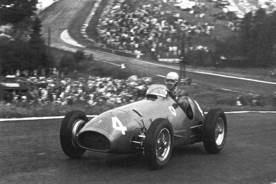 обзор Ferrari Tipo 500