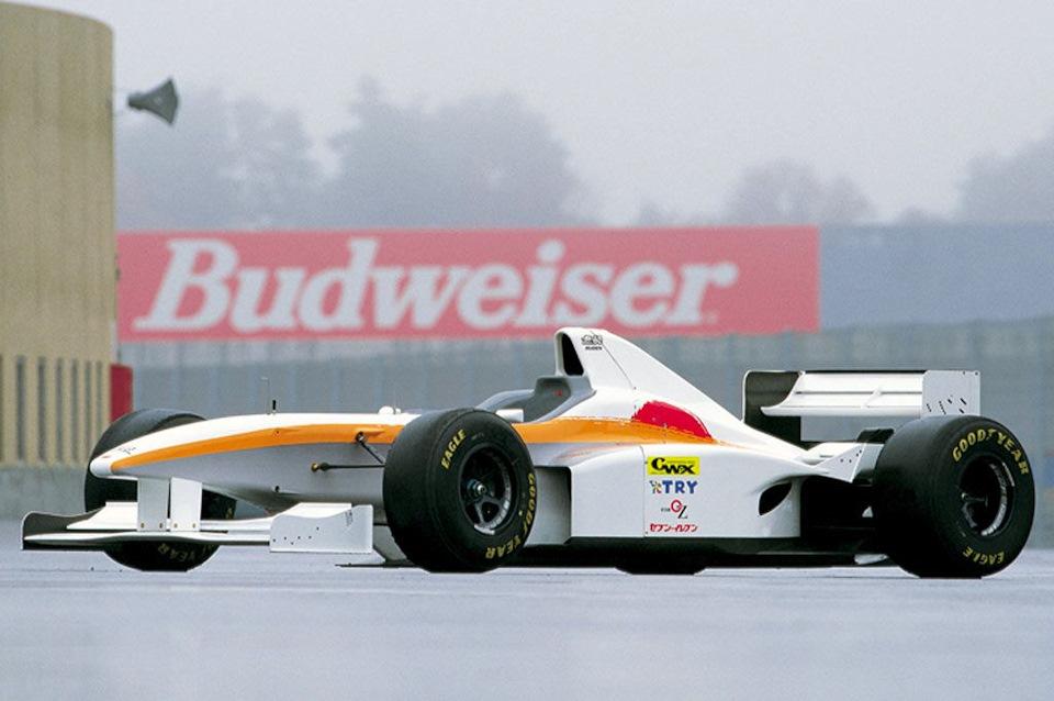 Dome F105 Mugen-Honda.