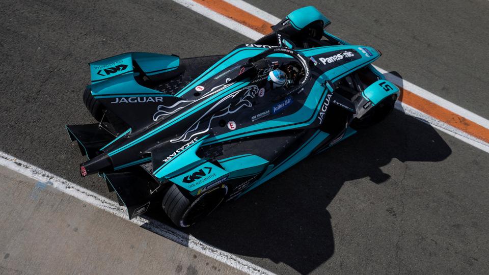 Jaguar I-TYPE обзор