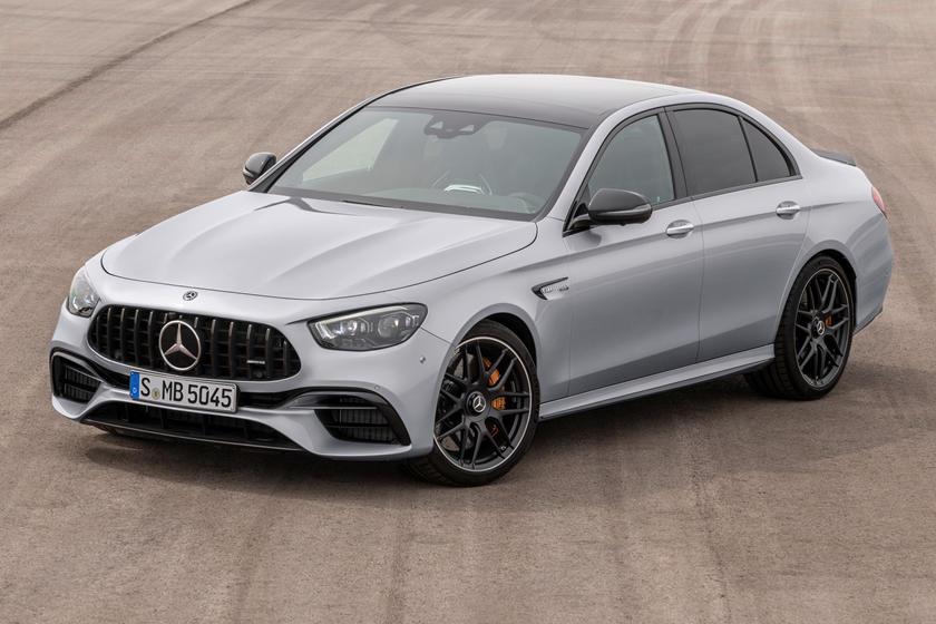 обзор Mercedes-AMG E63