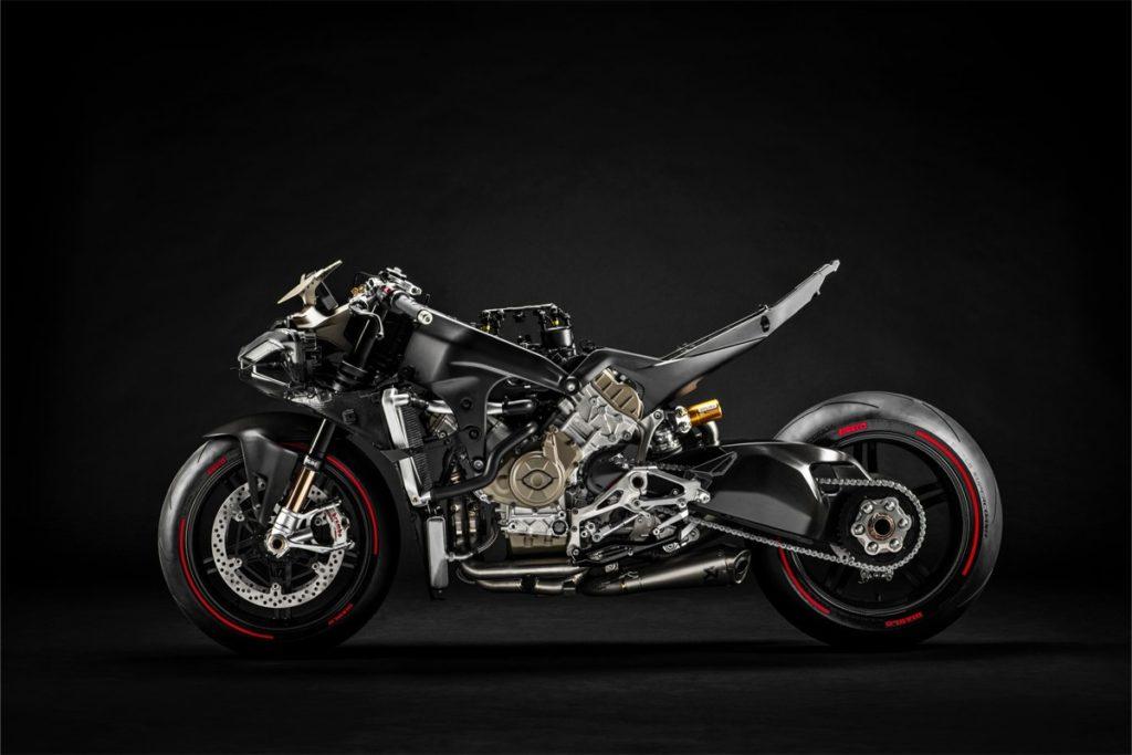 характеристики Ducati Superleggera V4