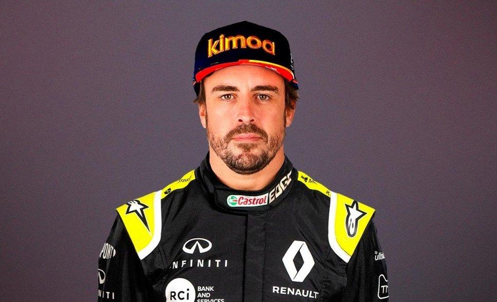 Алонсо возвращается в Формулу-1