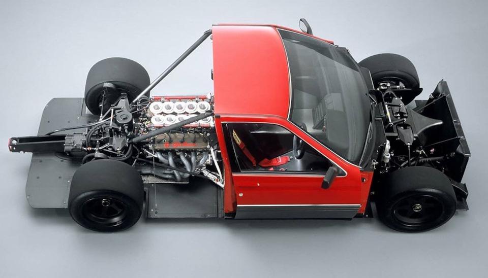 характеристики Alfa Romeo 164 Pro-Car