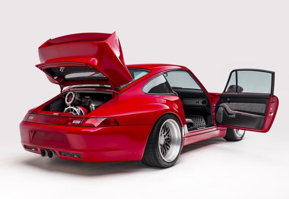 тюнинг Porsche