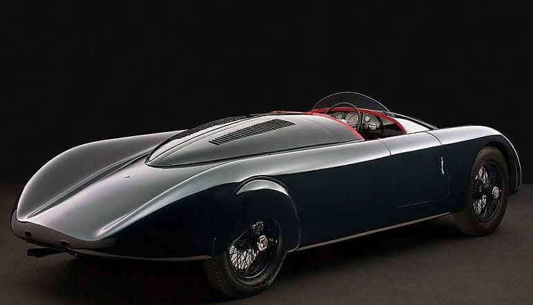 фото Alfa Romeo 6C 2300 Aerodinamica Spider