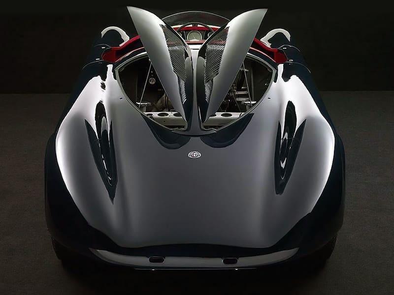 Alfa Romeo 6C 2300 Aerodinamica Spider характеристики