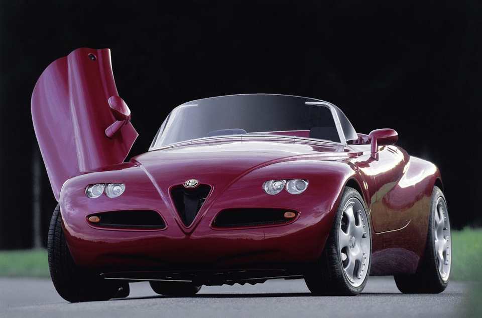 обзор Alfa Romeo Issima