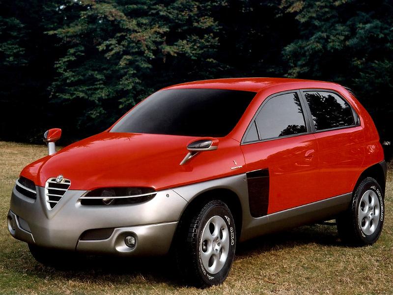 Alfa Romeo Sportut обзор