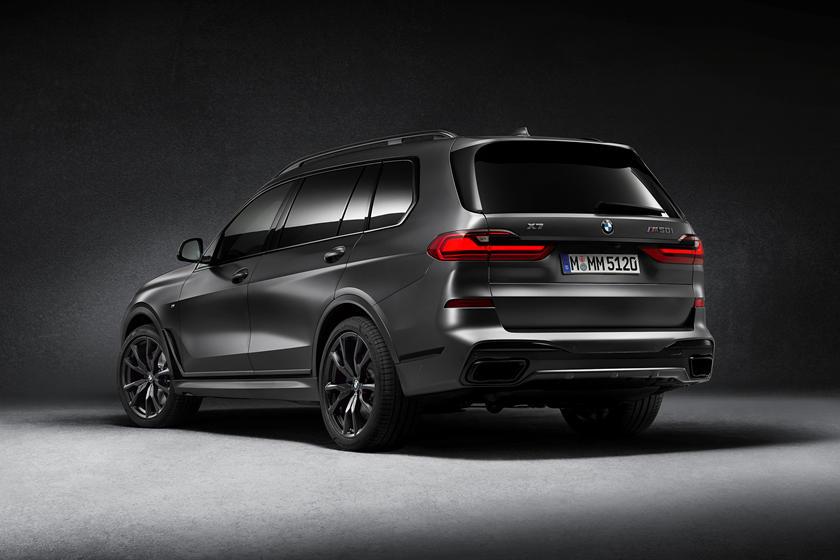 характеристики BMW X7 Dark Shadow Edition