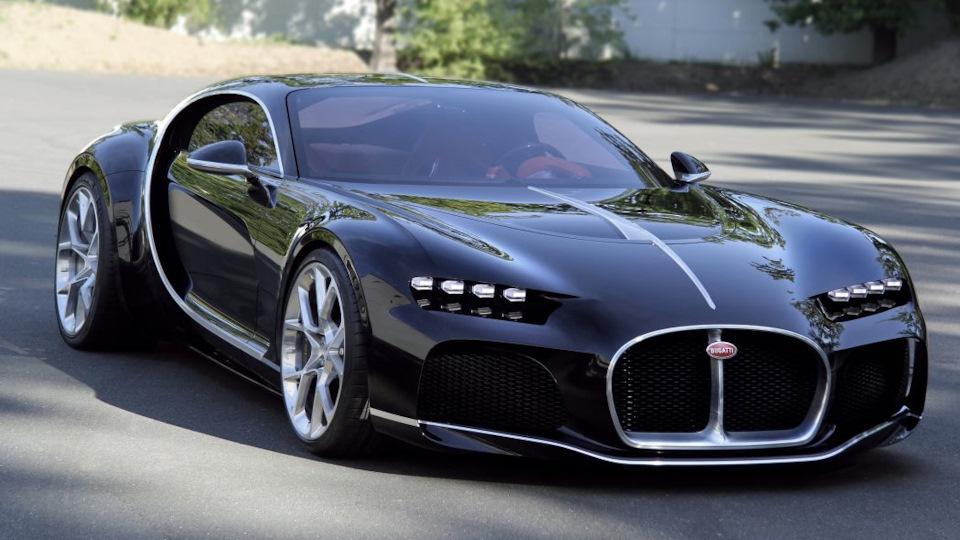 фото Bugatti Atlantic Concept