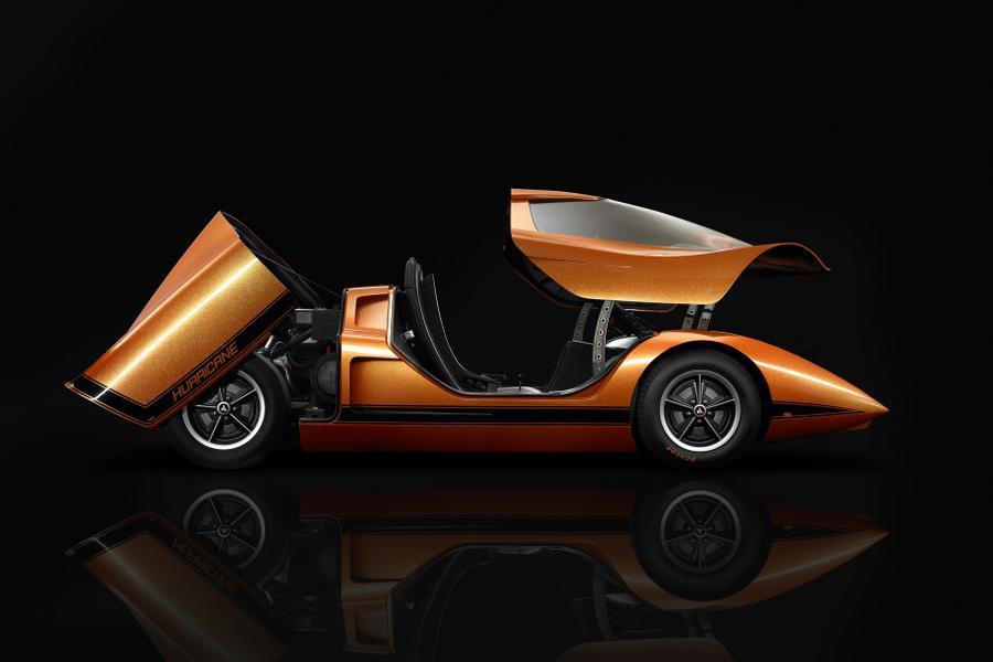 техника Holden Hurricane Concept