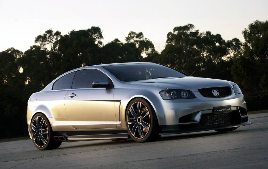 обзор Holden Coupe 60