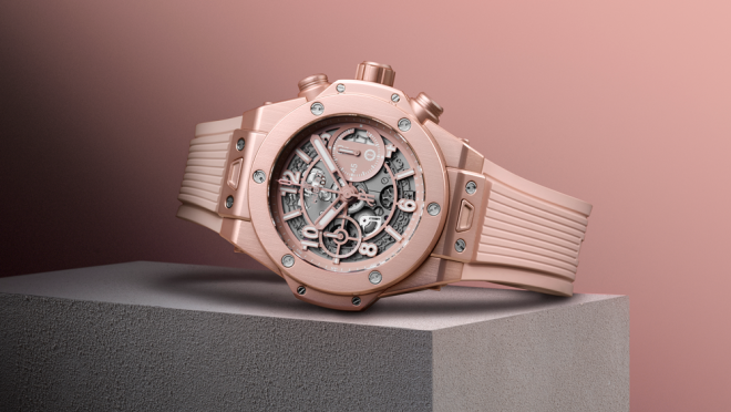 Big Bang Millennial Pink Unico