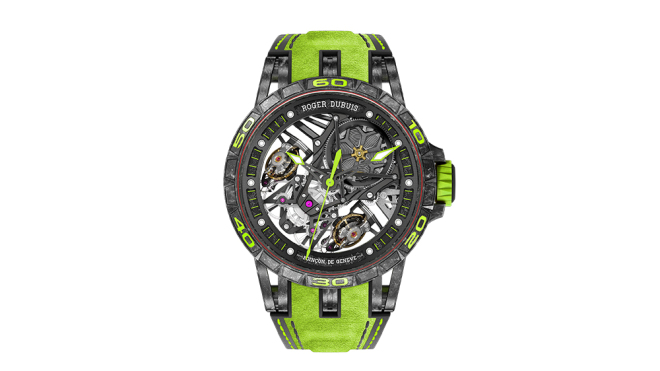 Hyperwatch Lamborghini и Roger Dubuis