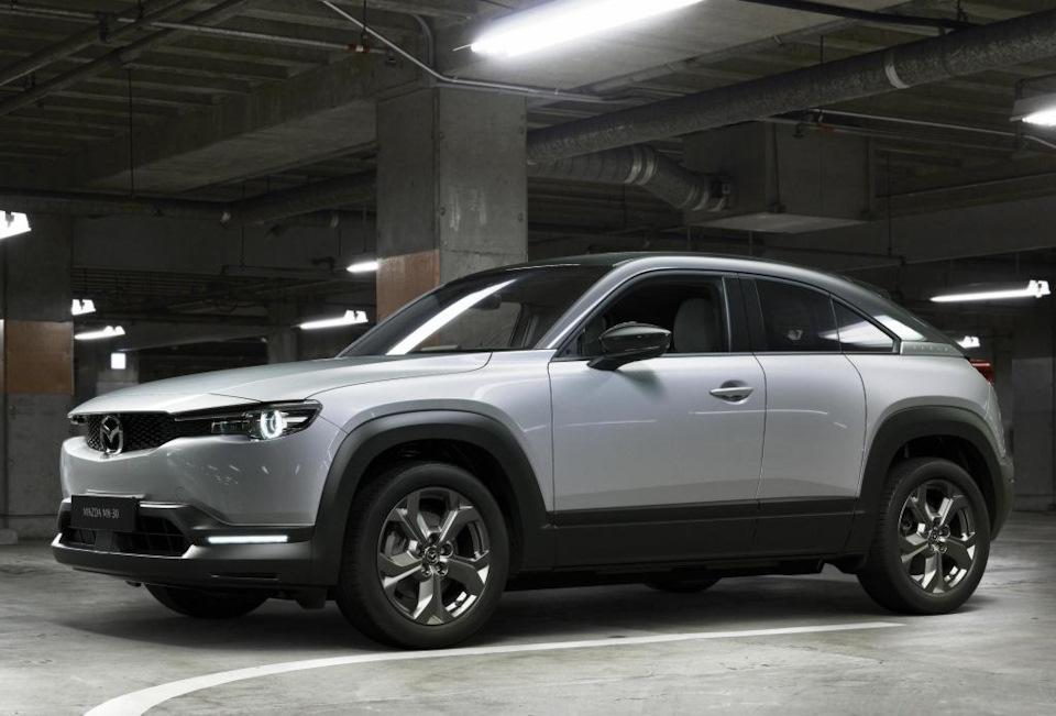 Mazda MX-30 обзор