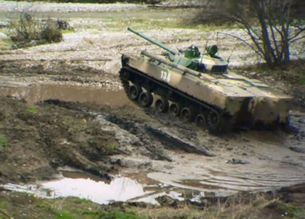 Боевую Машину Пехоты - «Манул»
