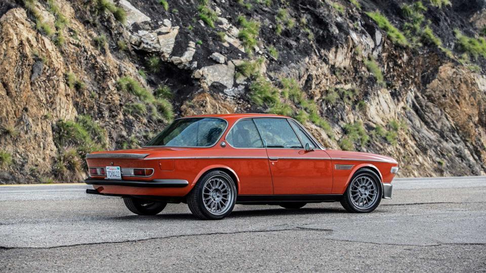 BMW 3.0 CS выпуска 1974 года