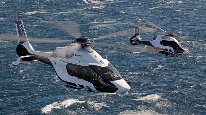вертолёт Airbus