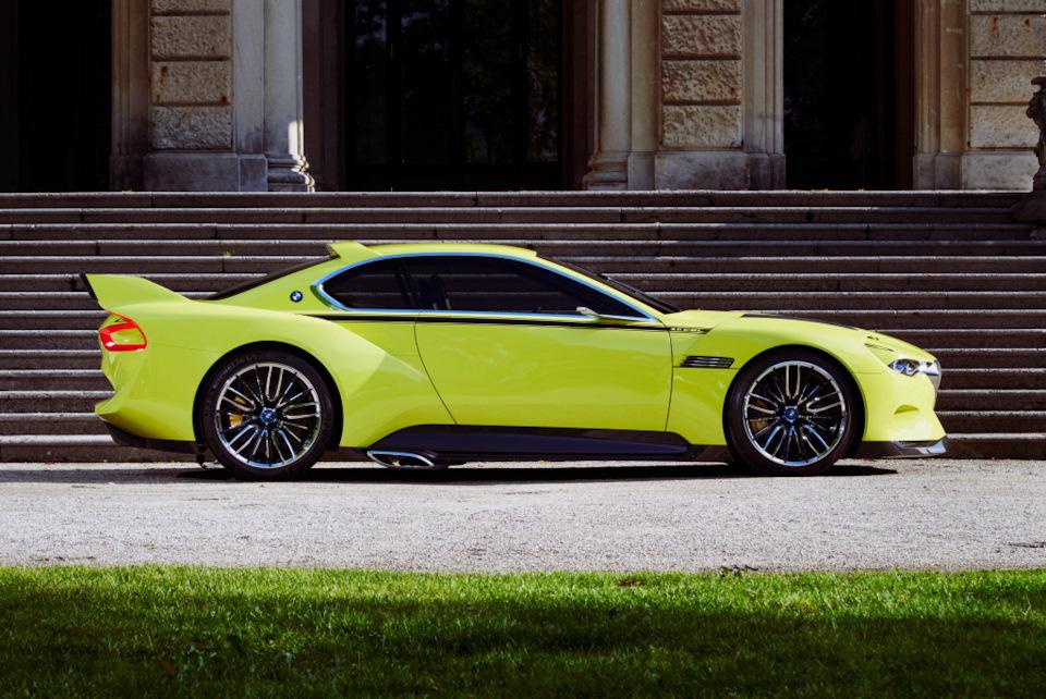 BMW 3.0 CSL фото
