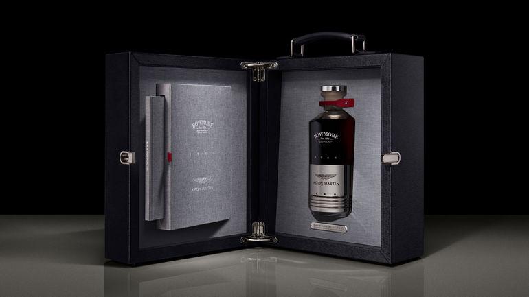 Aston Martin - особый виски DB5