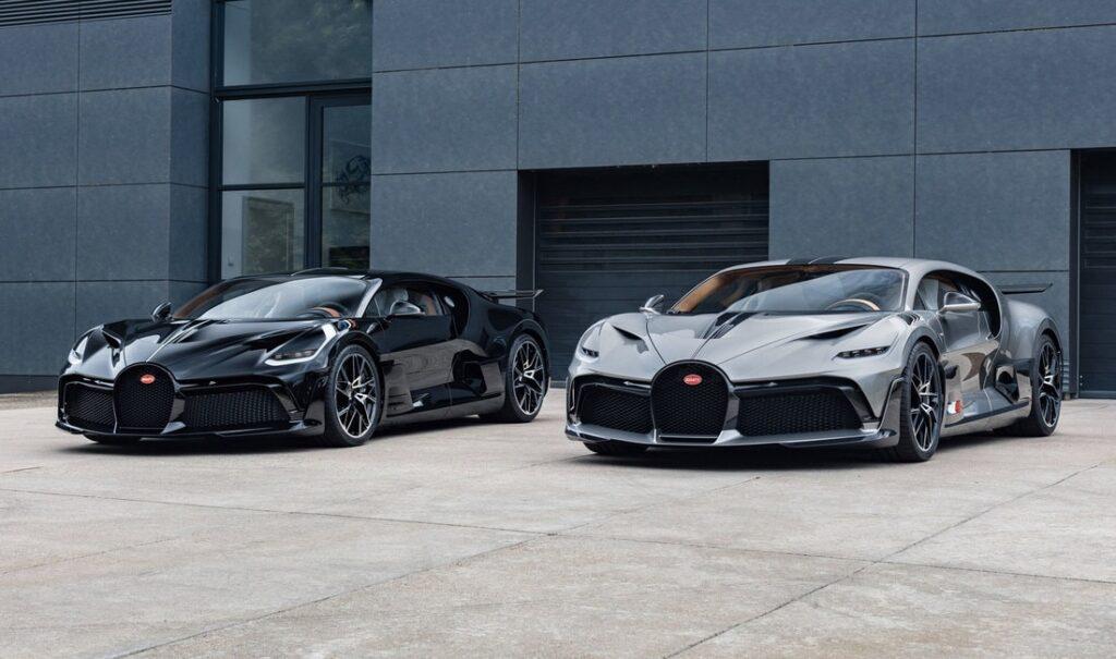 обзор Bugatti Divo