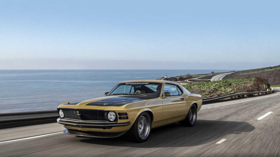 обзор Ford Mustang 302 образца 1970 года
