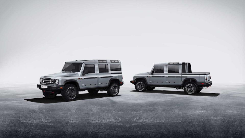 внедорожник и пикап Land Rover Defender