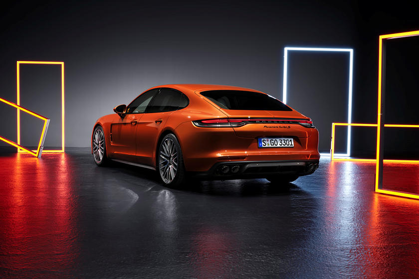 обзор Porsche Panamera