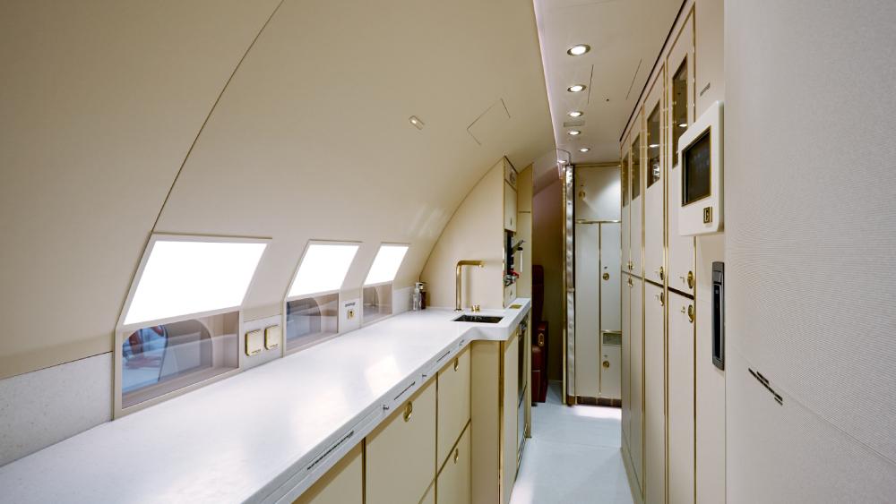 внутри Airbus A320neo