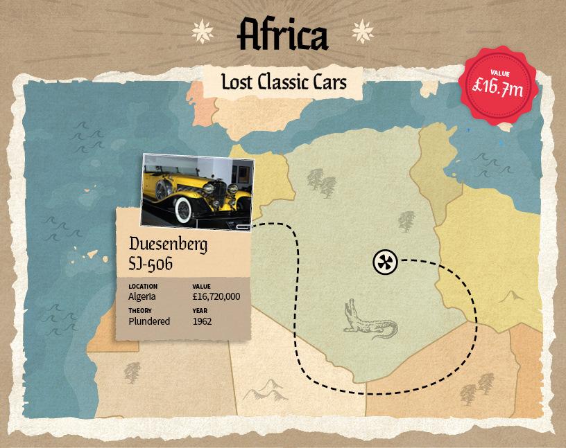 автомобили в африке