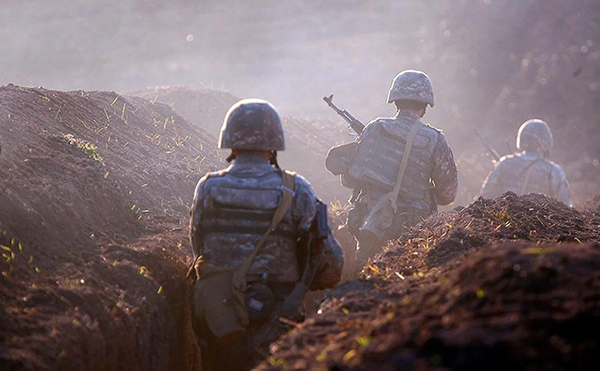 армения конфликт